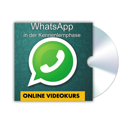 Whats App in der Kennenlernphase