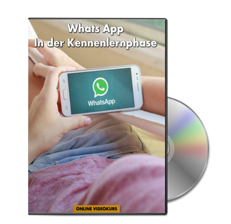 Whats App in der Kennenlernphase